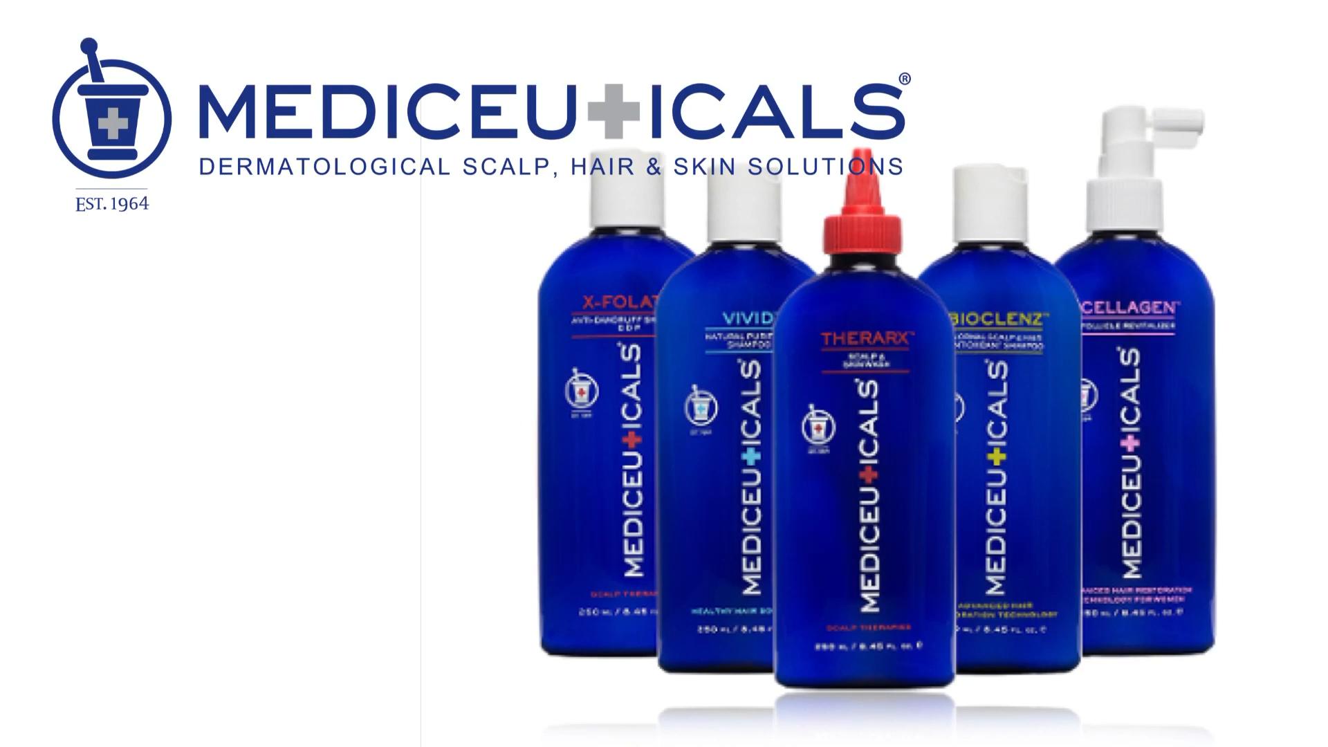 Mediceuticals haarproducten