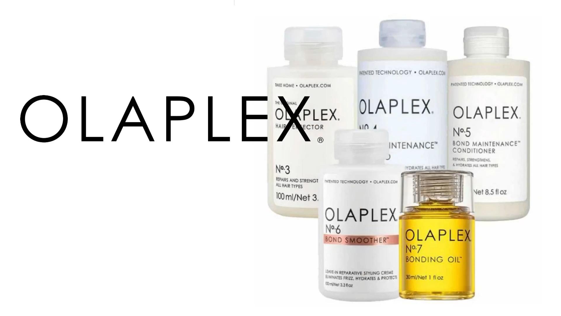 Olaplex shampoo & oliën
