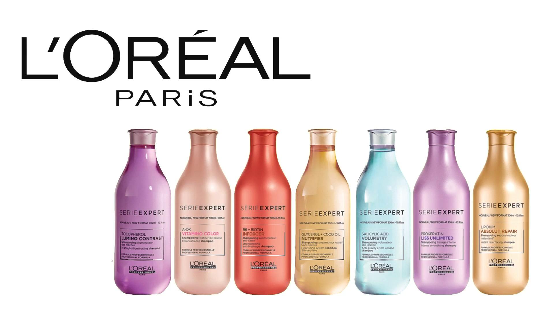 L'Oréal haarproducten